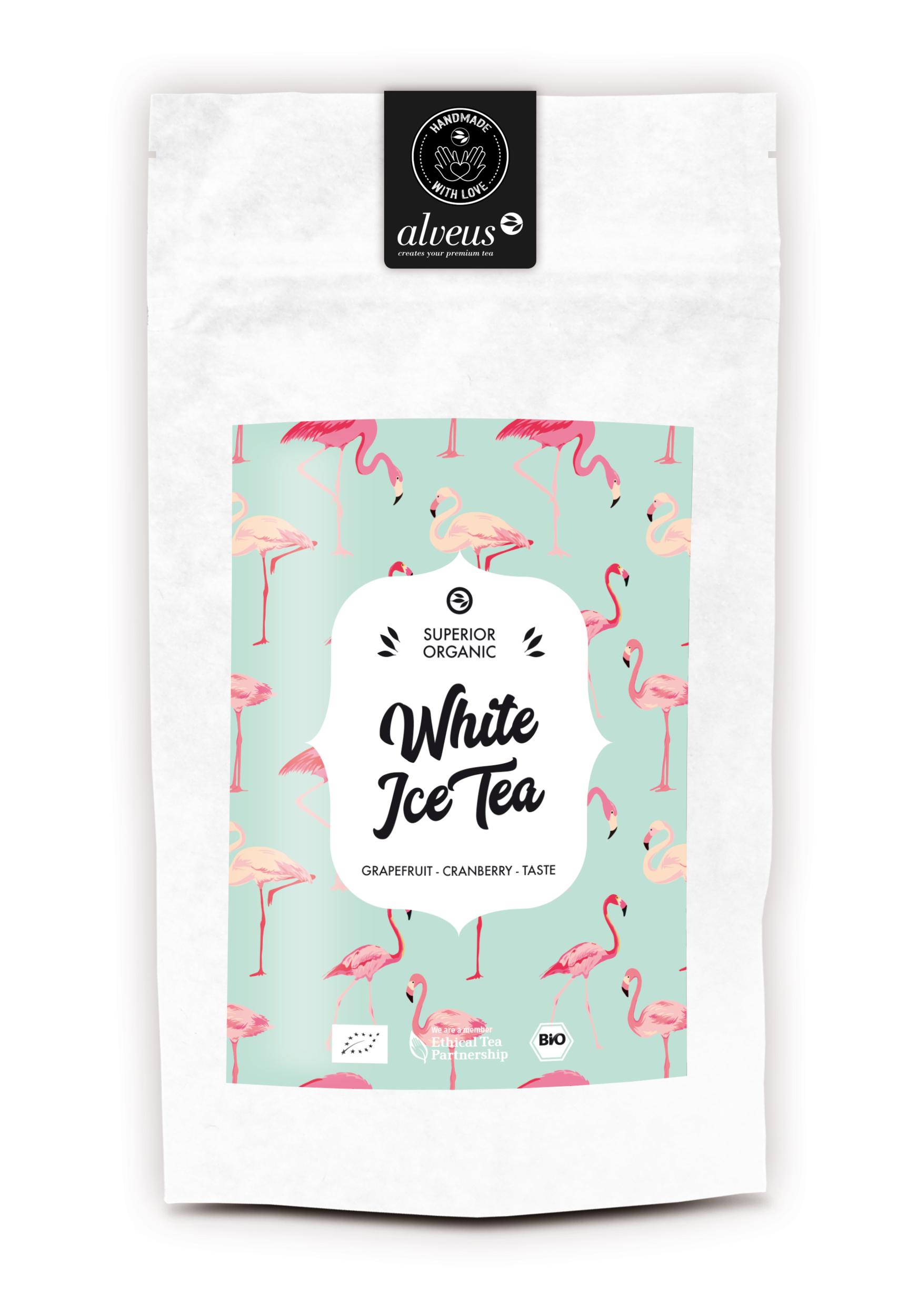 Thé glacé bio WHITE ICE TEA