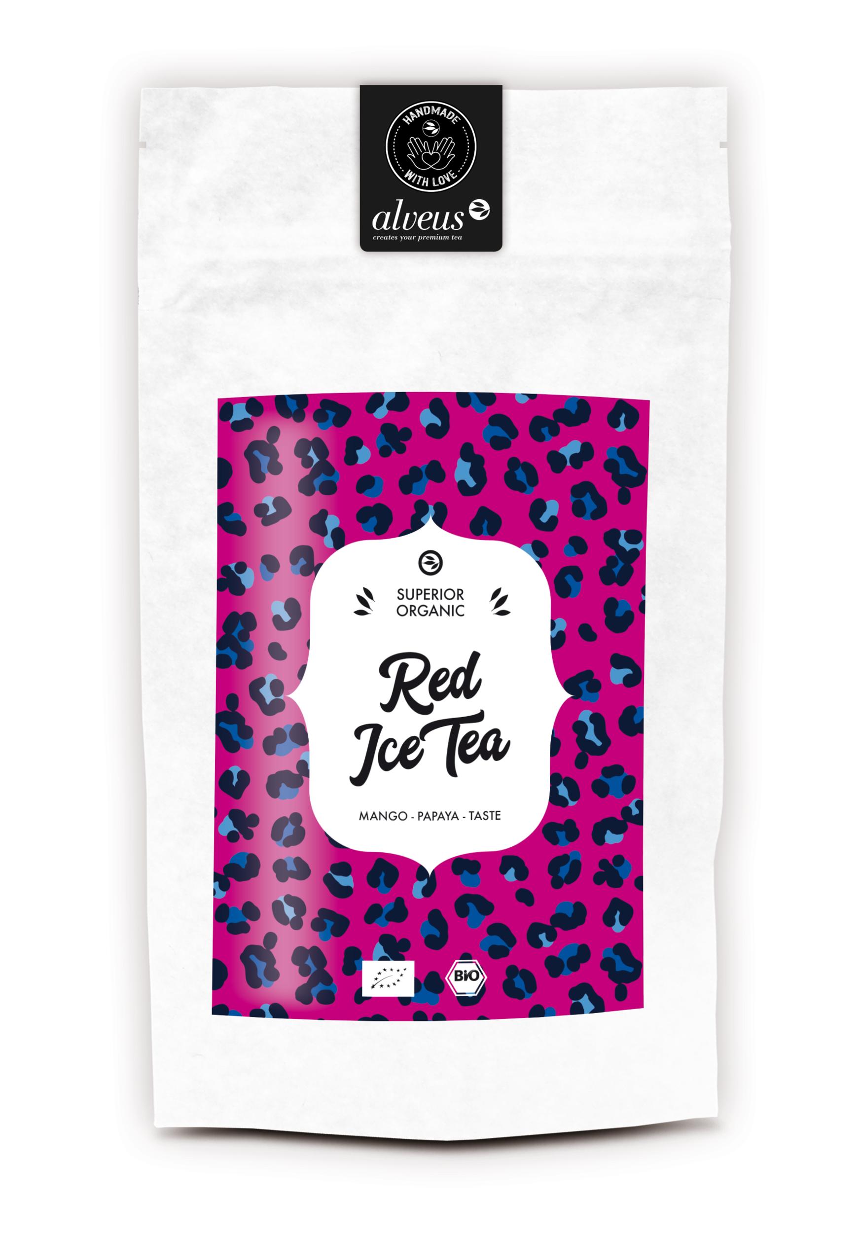 Rooibos pour thé glacé bio RED ICE TEA