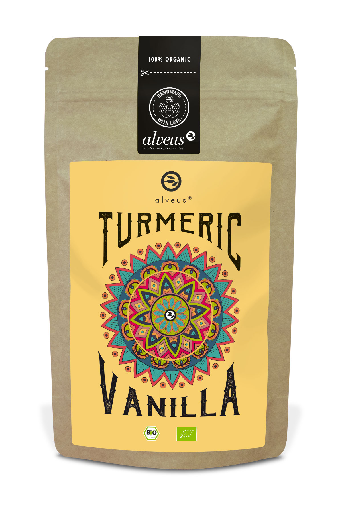 Curcuma vanille bio