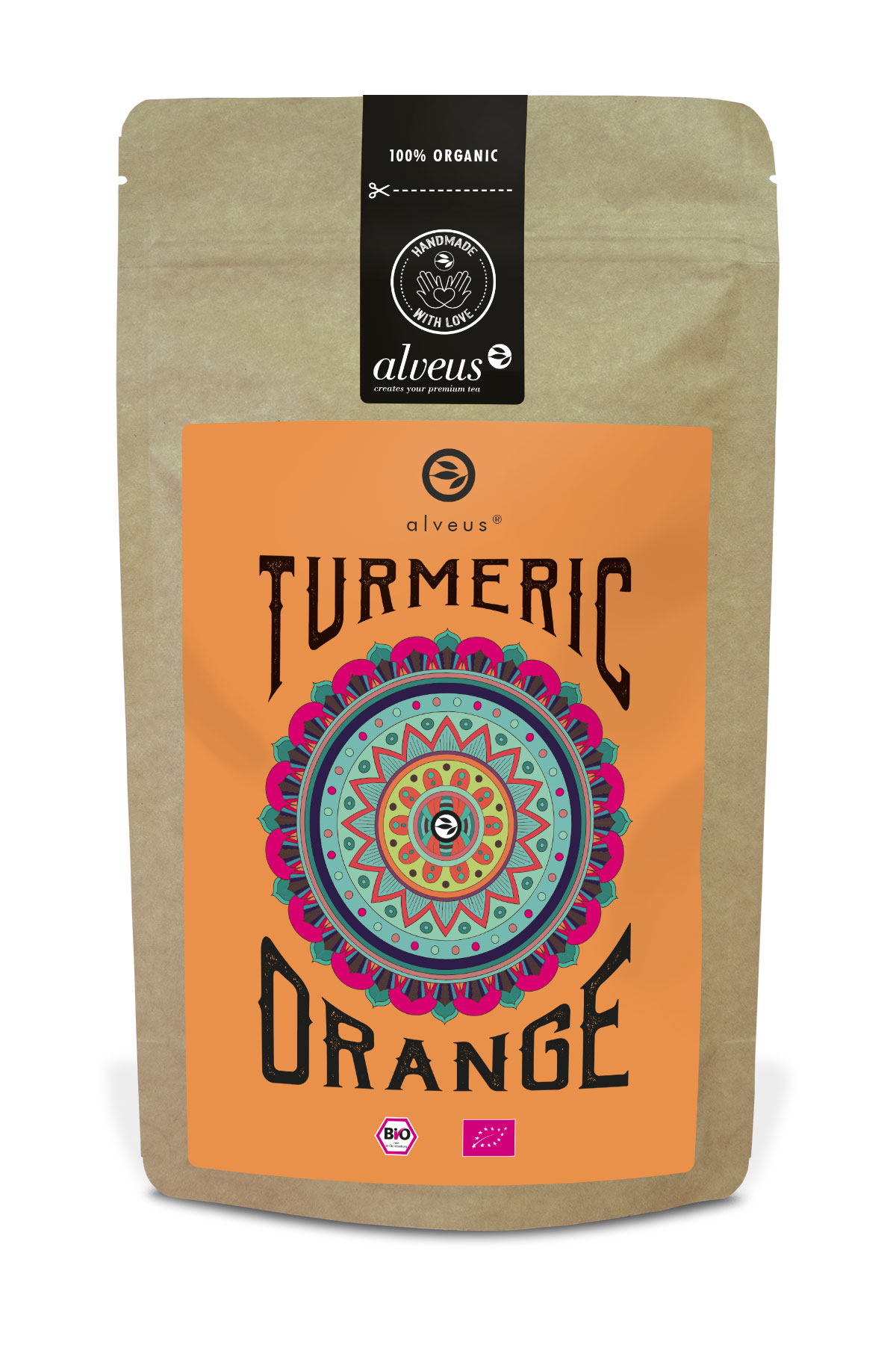 Curcuma orange bio