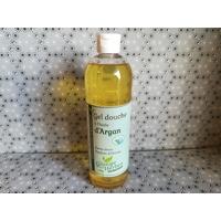 Gel douche à l'huile d'argan bio 500 ml