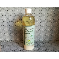 Gel douche orange douce bio 500 ml