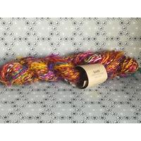 SARI fil pure soie recyclée coloris 6