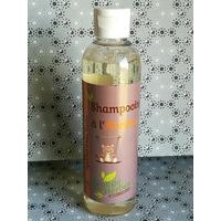 Shampooing enfant abricot