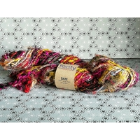 SARI fil pure soie recyclée coloris 2