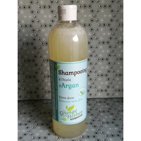 Shampooing bio huile d'argan