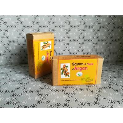 savon huile d'argan bio