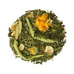 thé vert mandarine
