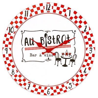 Horloge Au Bistrot