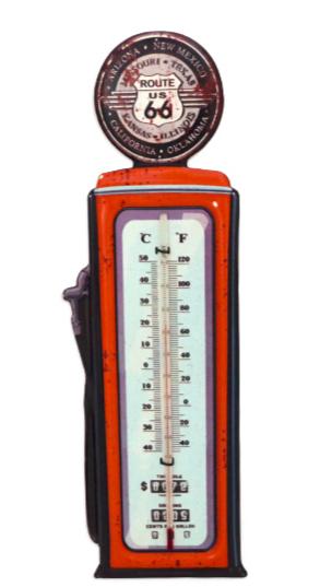 Thermomètre US Route 66 vintage