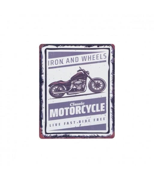 laque métal classic motorcycle