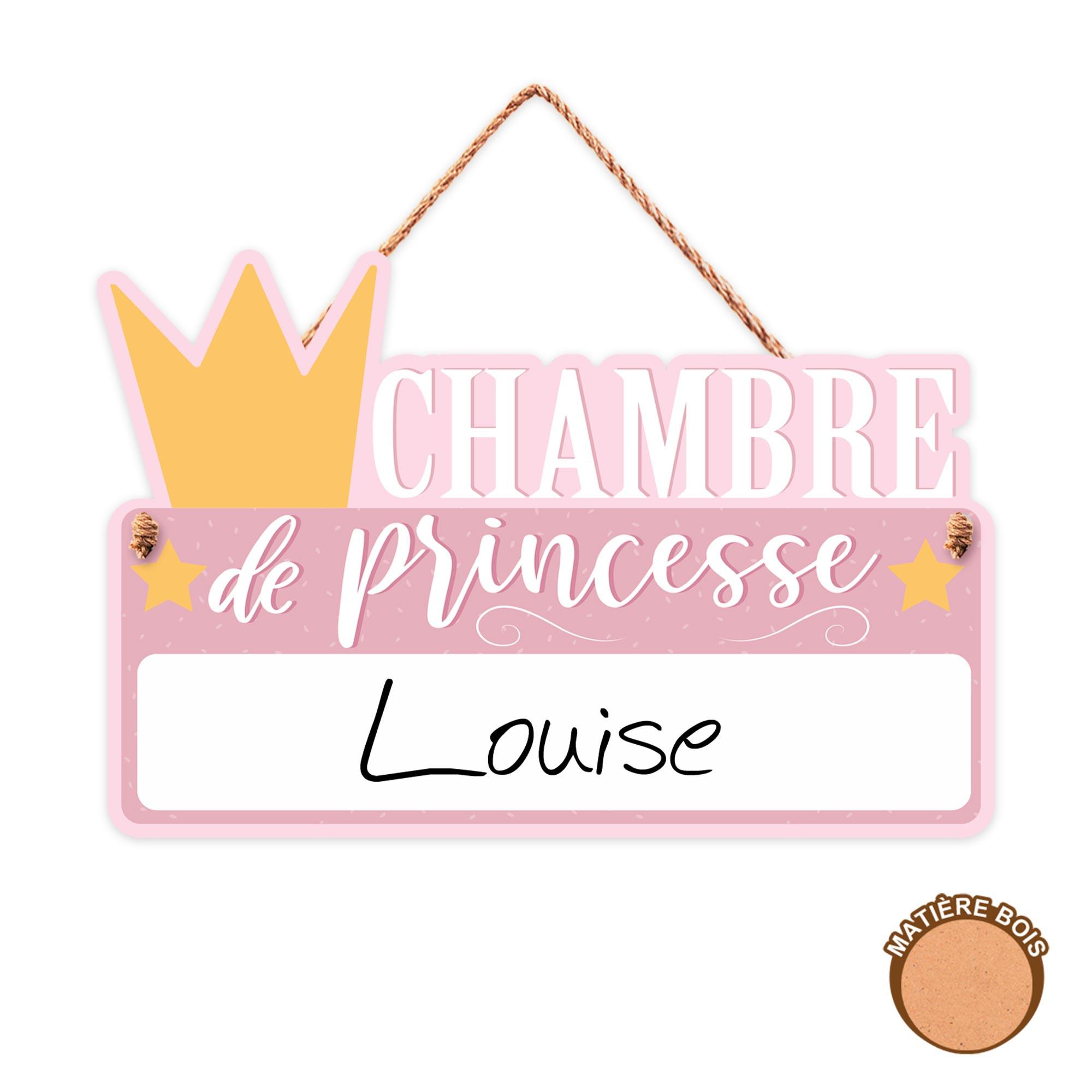 ardoise chambre de princesse
