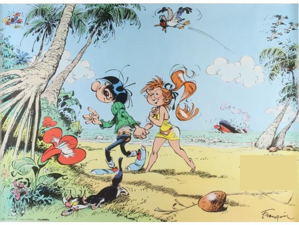 Gaston et Melle Jeanne