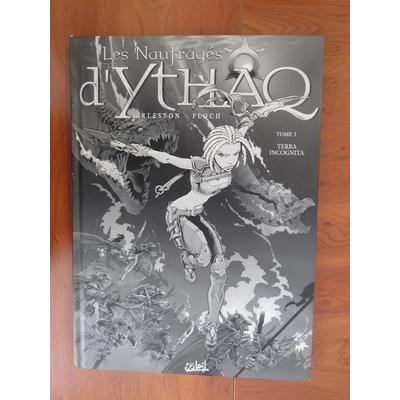 Floch - Les naufragés d'Ythaq - T.1 - 350 ex.