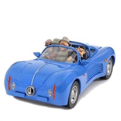 Franquin - Munuera - Aroutcheff : Spirou, Zantafio et les sbires dans la Turbo 3000 - 2010, n°/444 - BC