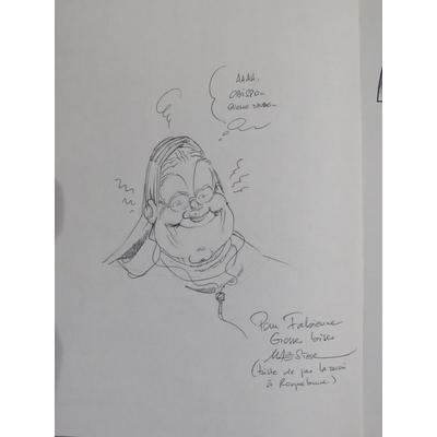 Maester - dédicace Soeur Marie-Thérèse - T.1(eo)+marque-page signé