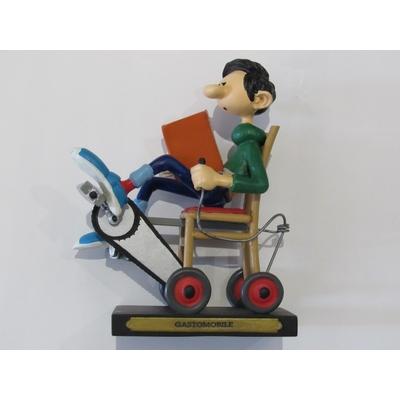 Franquin André - Gaston - Figurine - Gastomobile