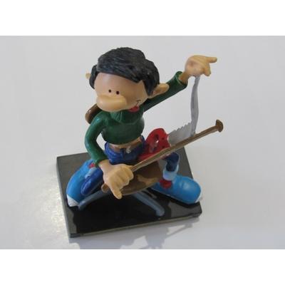 Franquin André - Figurine Gaston en résine - stradivarius