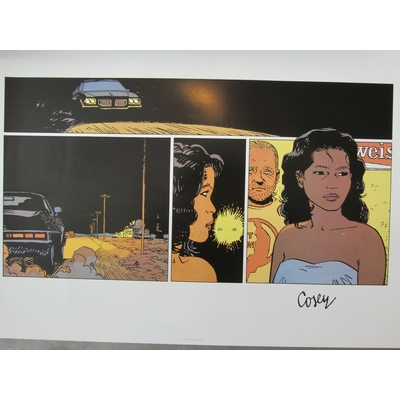 Cosey - offset Le strip - grand format