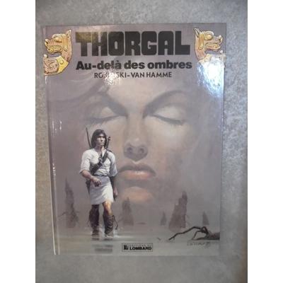 Rosinski - Thorgal T.5 Au-delà des ombres - EO