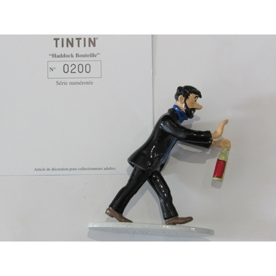 Hergé-Pixi Tintin - Haddock bouteille