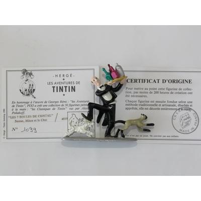 Hergé-Pixi Tintin - Nestor, Milou et le chat