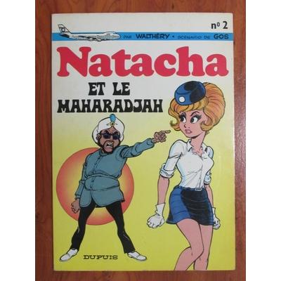 Walthéry - Natacha et le maharadjah - EO(1972)