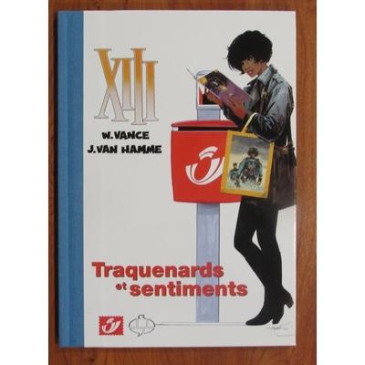 Vance - XIII- Traquenards et sentiments- tirage de tête philabédé - signé