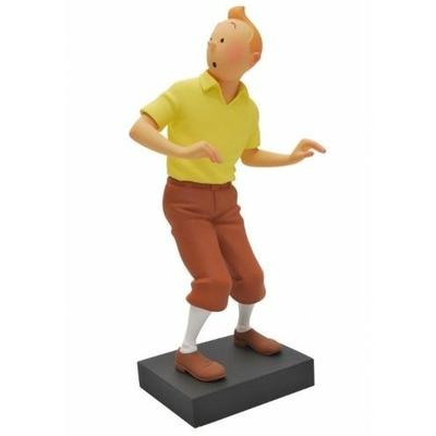 Hergé - statuette Tintin