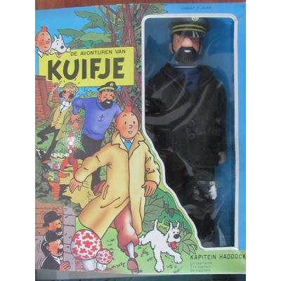 Hergé - Tintin - Série complète de 5 poupées Tintin - Séri (1985)