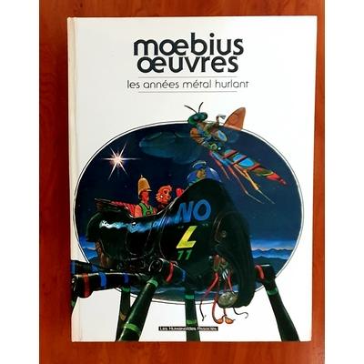 Moebius oeuvres - Les années métal hurlant - EO(2010)