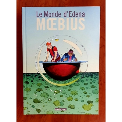 Moebius - Le monde d'Edena -intégrale -2016