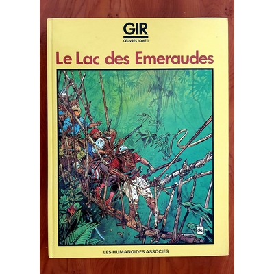 GIR - oeuvres Tome 1 -EO(1981)