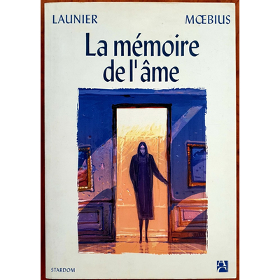 Moebius et Launier - La mémoire de l'âme