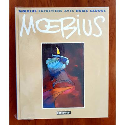 Moebius - entretiens avec Numa Sadoul