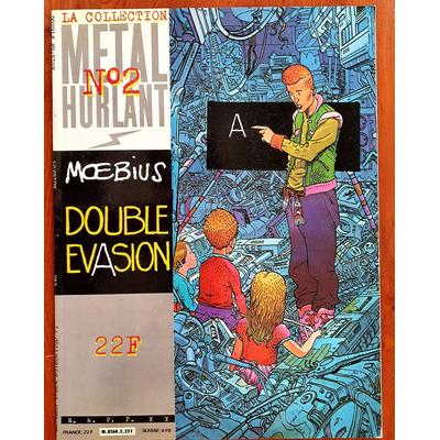 Moebius - Double évasion
