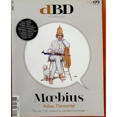 Moebius - Adieu l'immortel - DBD hommage