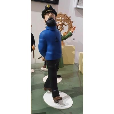 Hergé - Haddock - Tintin et le musée imaginaire