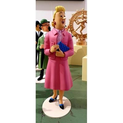 Hergé - Castafiore - Tintin et le musée imaginaire