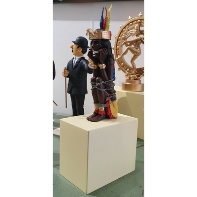 Hergé - Rascar Capac - Tintin et le musée imaginaire