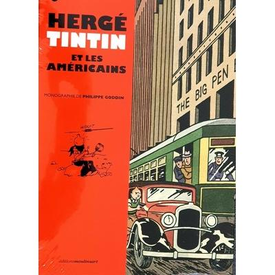 Hergé -Tintin et les américains -