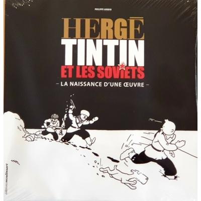 Hergé - Tintin et les Soviets
