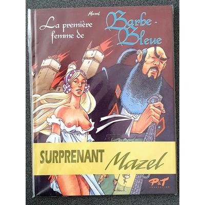 Mazel -La première femme de Barbe bleue + film de la planche 5
