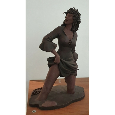Manara - figurine Philis monochrome - 60 ex.