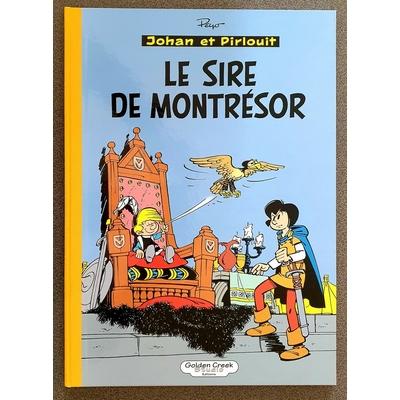 Peyo - Tirage limité Johan et Pirlouit - Le sire de Montrésor