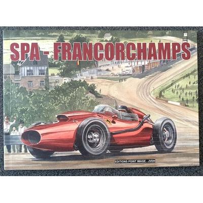 Collectif - Carnet collector Spa-Francorchamps avec 2 ex-libris
