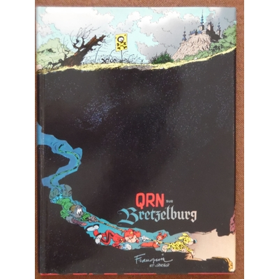 Franquin - intégrale QRN sur Bretzelburg EO