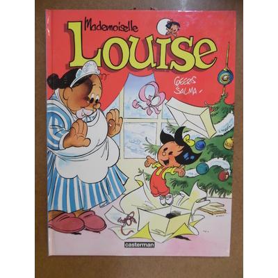 Geerts - Salma -Mademoiselle Louise + ex-libris signé -EO(1993)