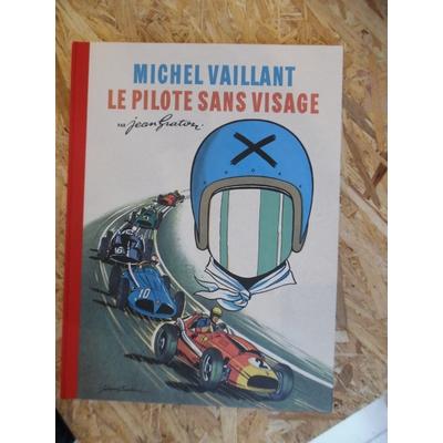 Graton Jean - tirage de tête Michel Vaillant