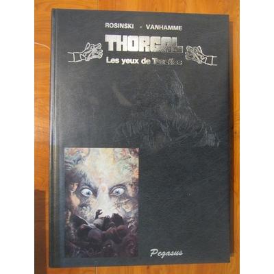 Rosinski - Tirage de tête - Thorgal - Les yeux de Tanatloc